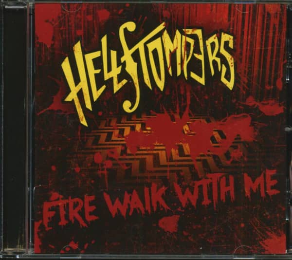 Fire Walk With Me (CD)