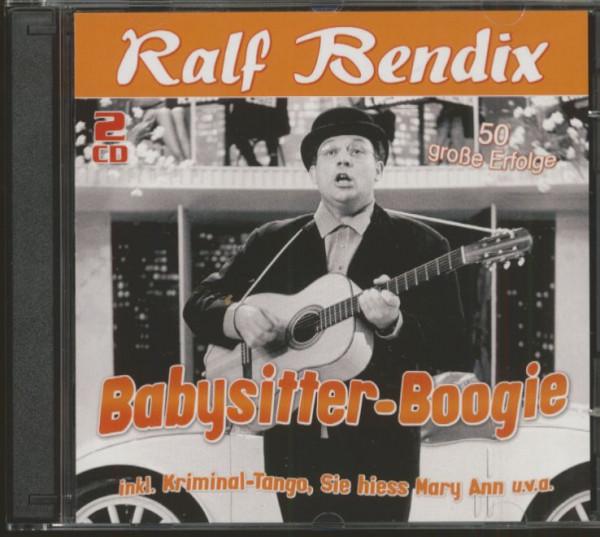 Babysitter-Boogie - 50 große Erfolge (2-CD)