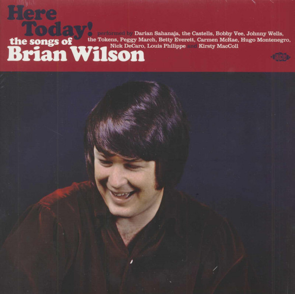 Here Today - The Songs Of Brian Wilson (LP, 180g Vinyl)