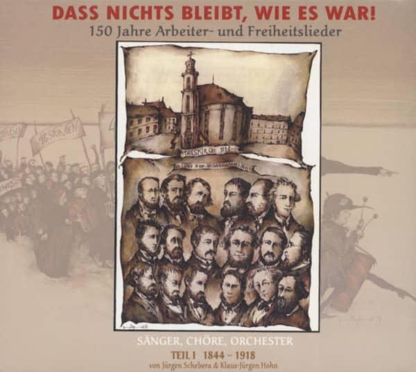 Vol.1, 1844 - 1918 (3-CD) Dass nichts bleibt, wie es war!