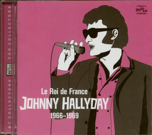 Le Roi De France 1966-69 (CD)