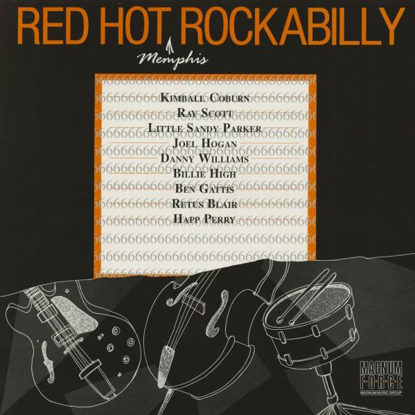Red Hot (Memphis) Rockabilly Vol. 6 (LP)