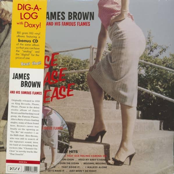 Please, Please, Please (LP & CD, 180g Vinyl)