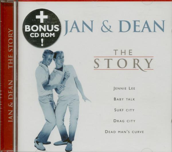 The Story (CD plus CD ROM)