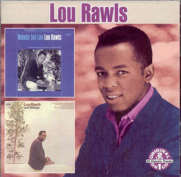 Nobody But Lou - Lou Rawls & Strings