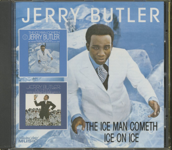 The Iceman Cometh - Ice On Ice (CD)