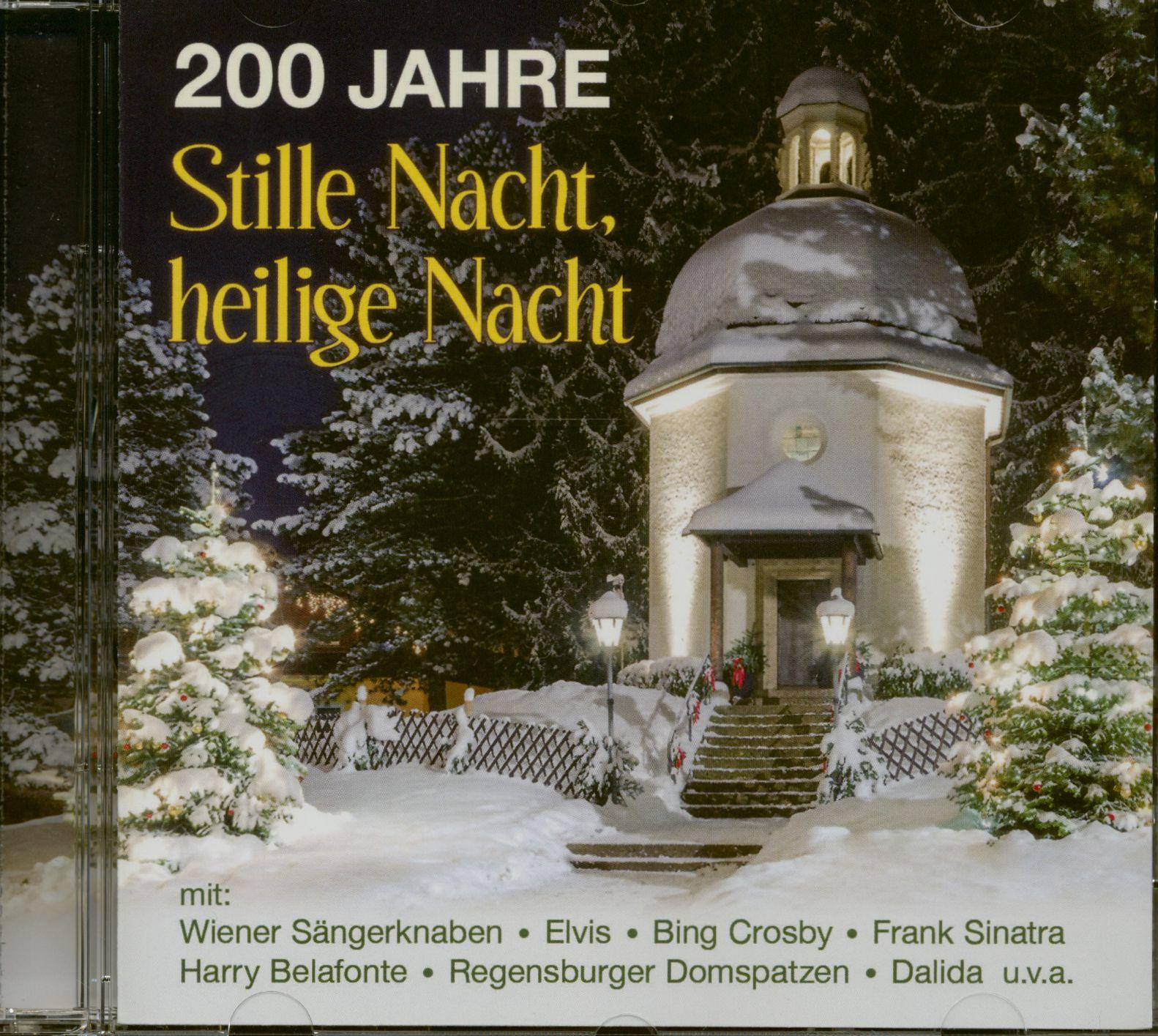 Various Cd 200 Jahre Stille Nacht Heilige Nacht Cd Bear