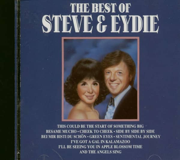 The Best Of Steve & Eydie (CD)