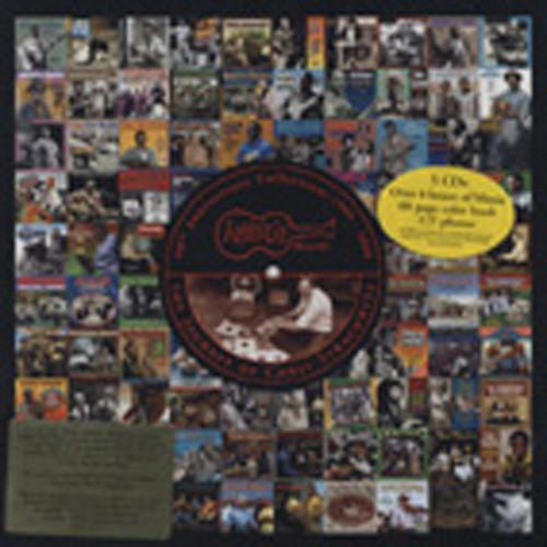 Arhoolie 40th Anniversary (5-CD Box)