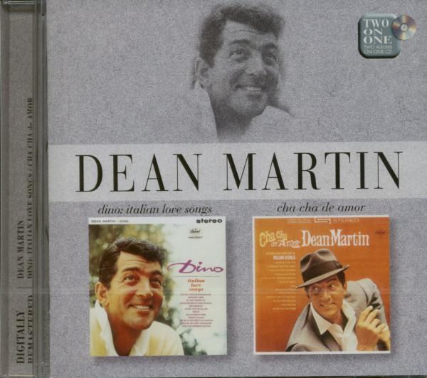 Dino - Italian Love Songs - Cha Cha Amor (CD Album)
