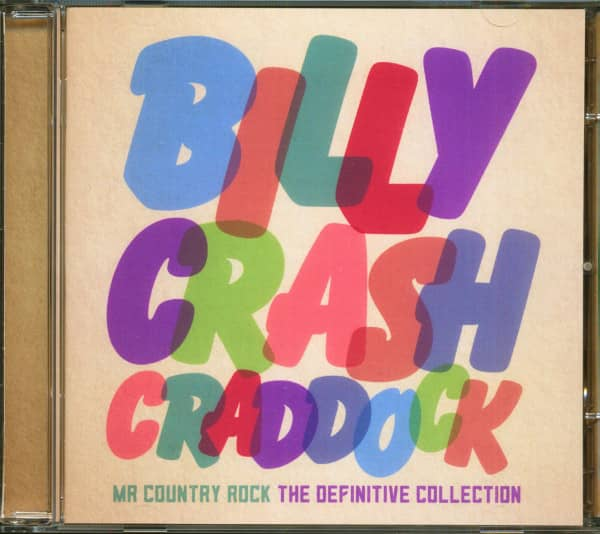 Mr. Country Rock - The Definitive Collection (2-CD)