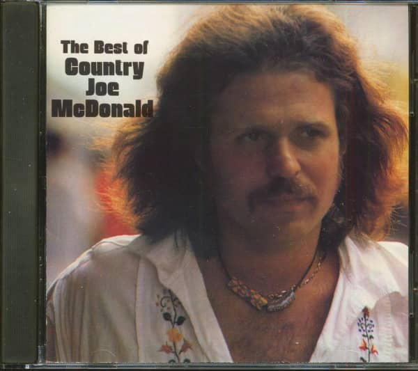 The Best Of Country Joe McDonald (CD)