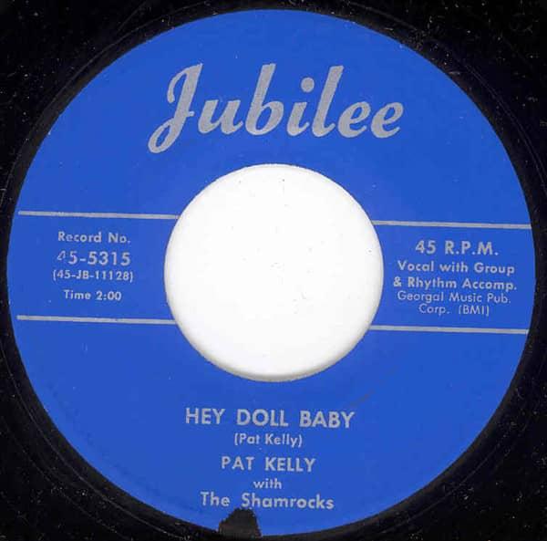 Hey Doll Baby - Cloud 13 7inch, 45rpm
