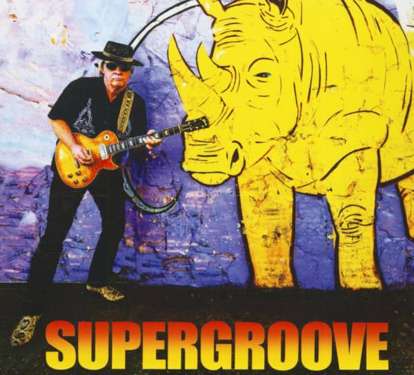 Supergroove (CD)