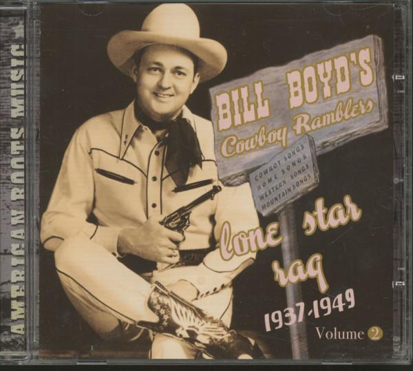 Lone Star Rag 1937-49 (CD)