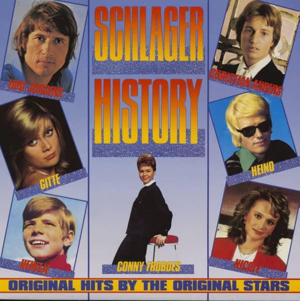 Schlager History (LP)