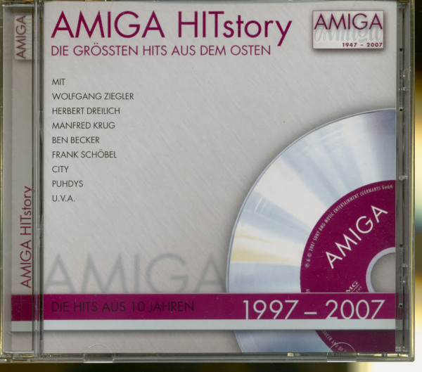 Vol.6, Amiga Hitstory 1997-07