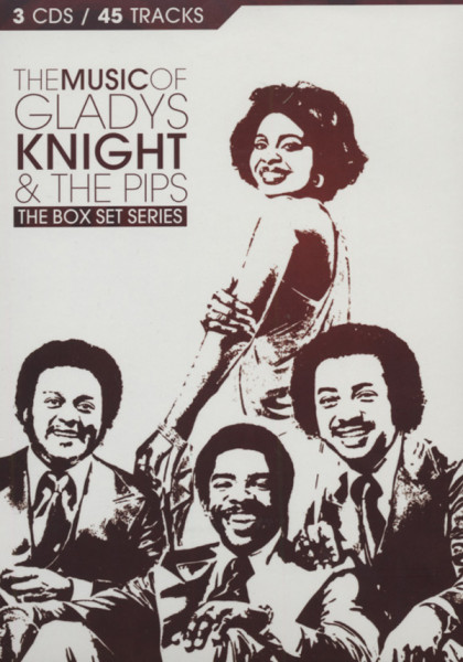 The Music Of Gladys Knight & The Pips (3-CD)