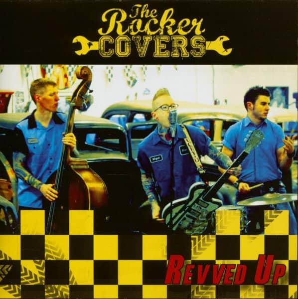 Revved Up (CD)