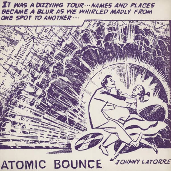 Atomic Bounce 7inch, 45rpm, EP, PS