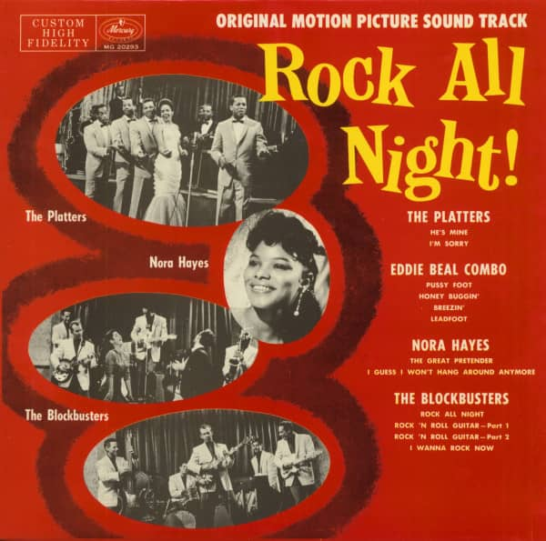 Rock All Night - Soundtrack (LP)