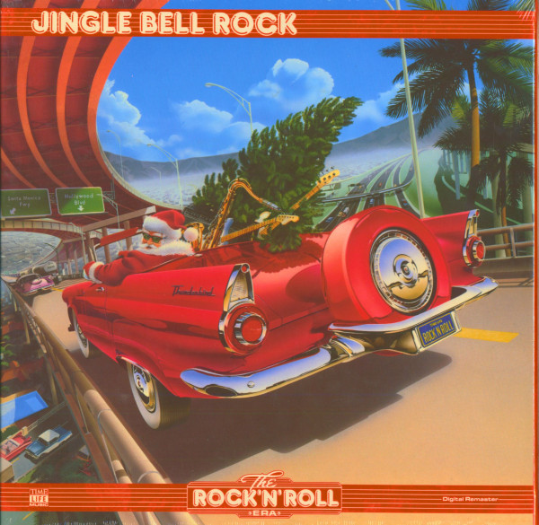 Jingle Bell Rock - The Rock 'n' Roll Era (2-LP Box)