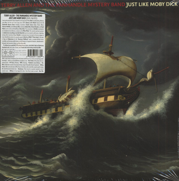 Just Like Moby Dick (2-LP & Download)