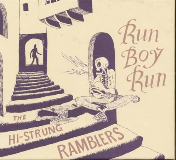 Run Boy Run (CD)