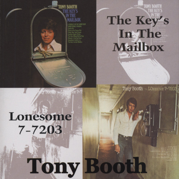 The Key's In The Mailbox - Lonesome 7-7203