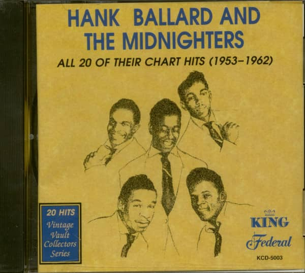 All 20 Of Their Chart Hits - 1953-1962 (CD)