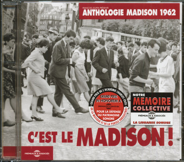 Anthologie - C'Est Le Madison 1962 (CD)
