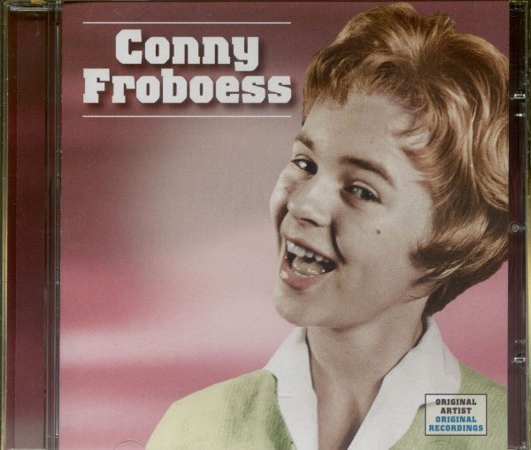 Conny Froboess (CD)