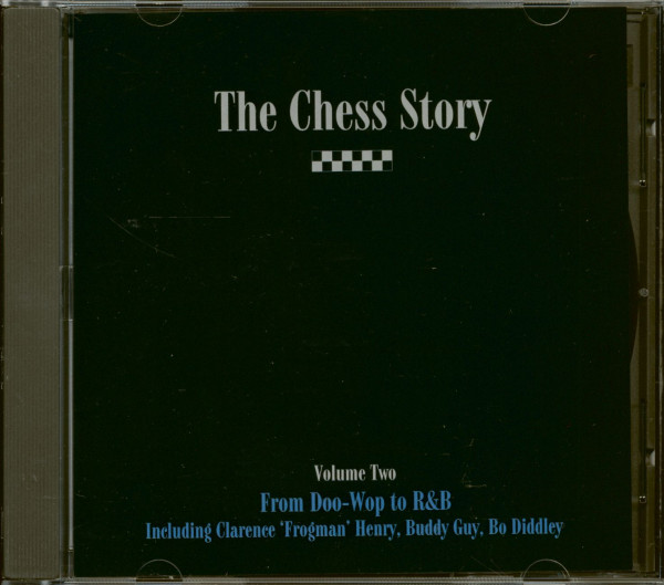 The Chess Story Volume Two - From Doo-wop To R&B (CD)