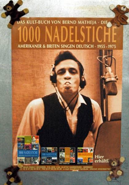 1000 Nadelstiche Poster