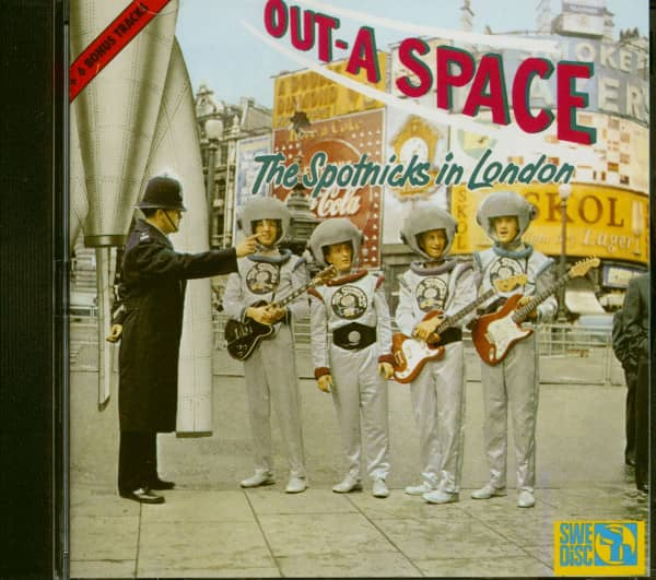 Out-A Space - In London (CD)