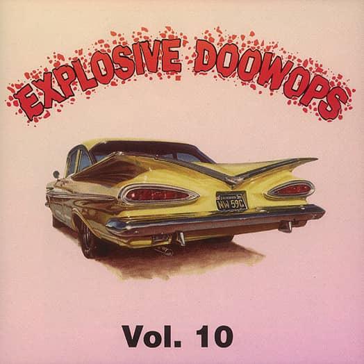 Vol.10, Explosive Doo Wop