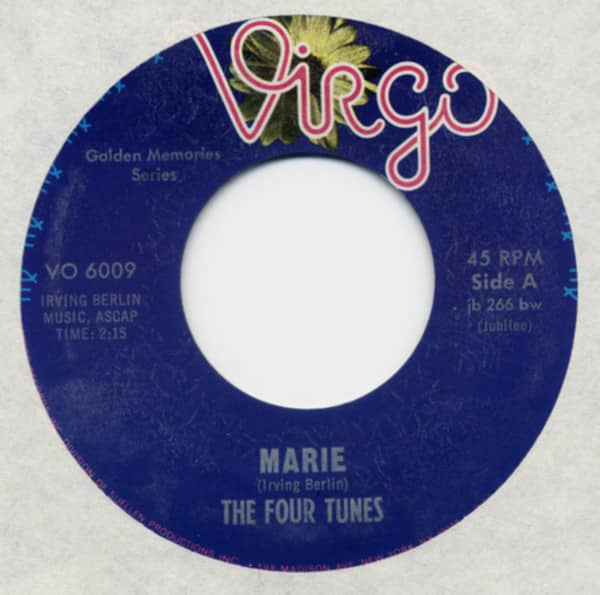 Marie b-w I Understand (Just How You Feel) 7inch, 45rpm