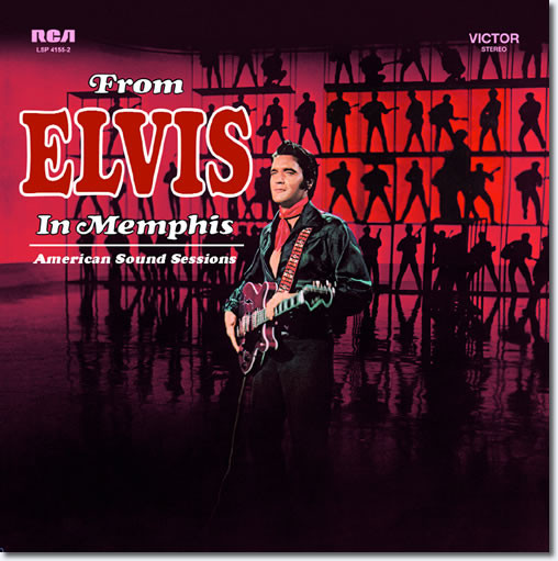 From Elvis In Memphis - American Sound Sessions (2x180g Vinyl)