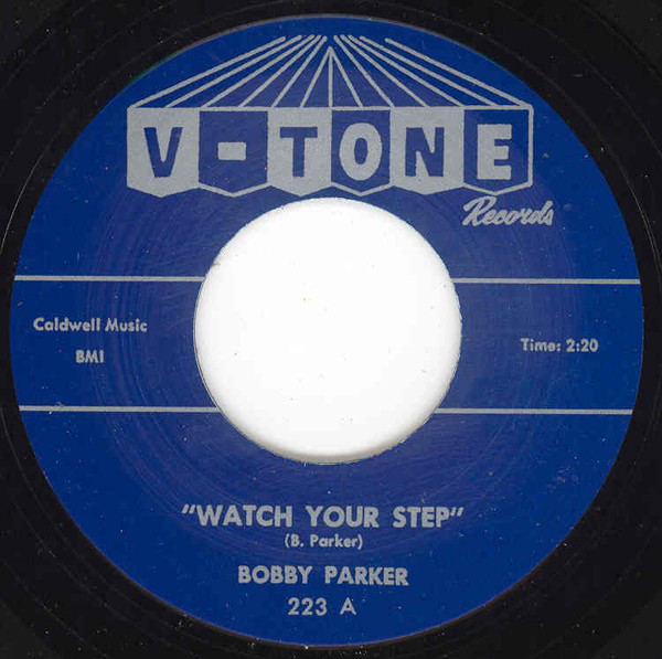 Watch Your Step - Steal Your Heart Away 7inch, 45rpm