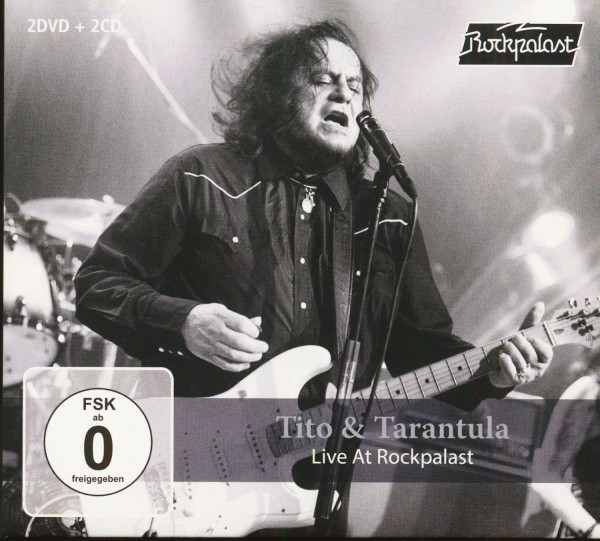 Live At Rockpalast (2-CD & 2-DVD)