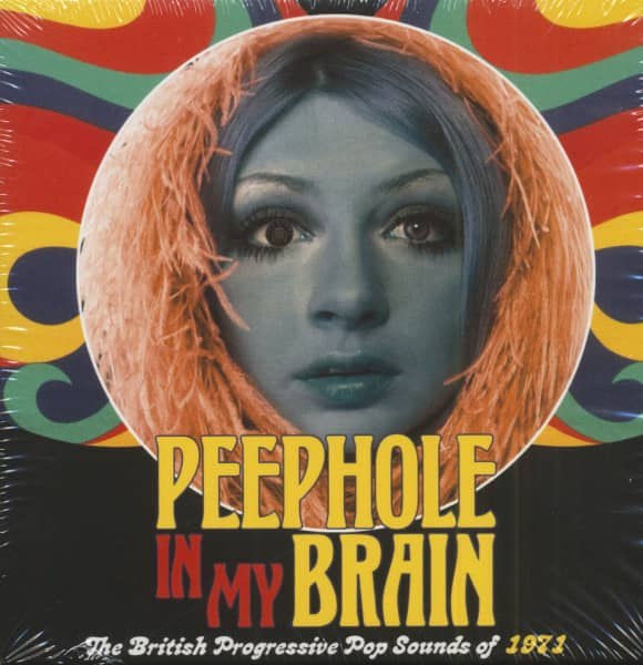 Peephole In My Brain - The British Progressive Pop Sounds Of 1971 (3-CD)