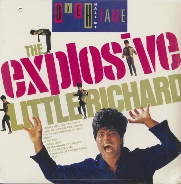 The Explosive Little Richard (LP)