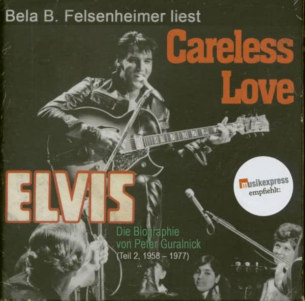Careless Love (12-CD Deluxe Box Set) Bela B.