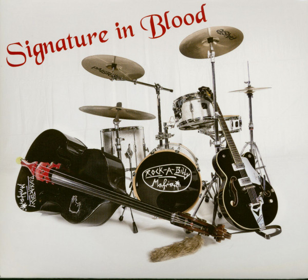 Signature In Blood (CD)