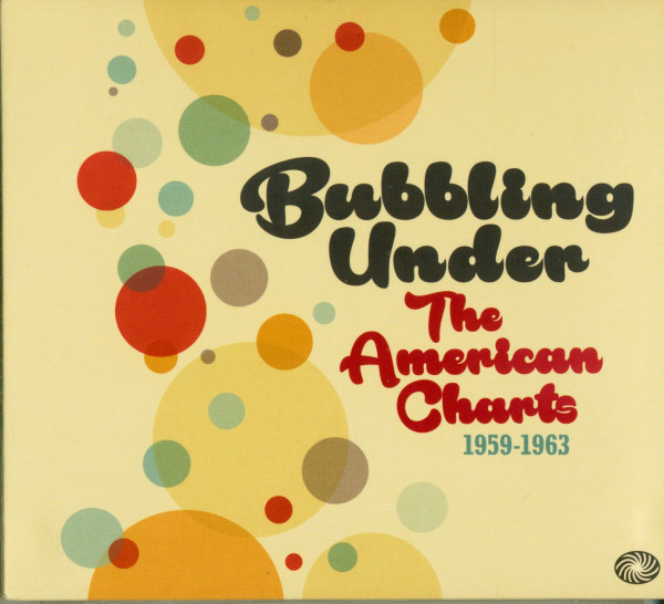 Bubbling Under - The American Charts 1959-1963 (3-CD)