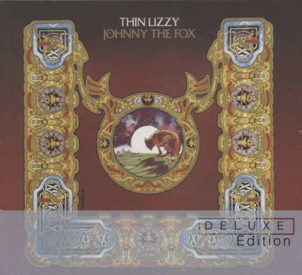 Johnny The Fox - Deluxe (2-CD)