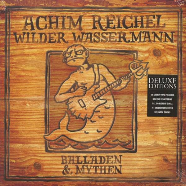 Wilder Wassermann - Balladen & Mythen (LP, 12inch Maxi Single, 180g Vinyl)