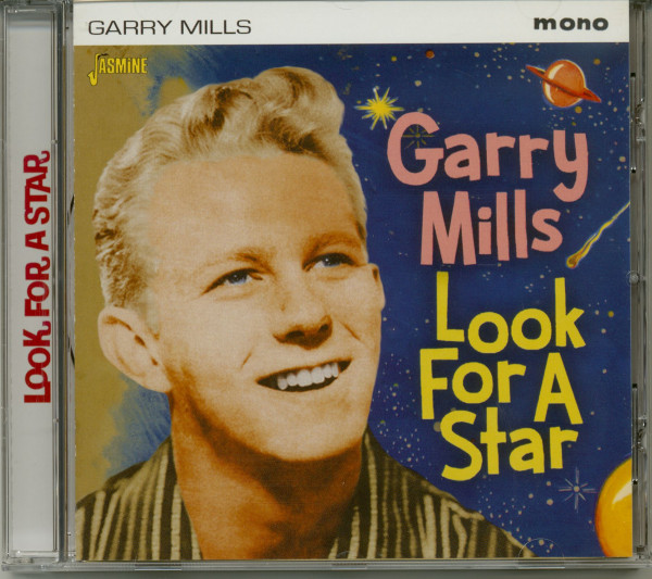 Look For A Star (CD)