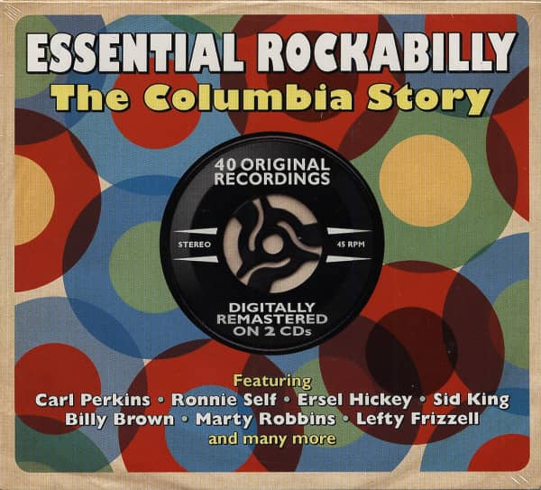 Essential Rockabilly - The Columbia Story (2-CD)