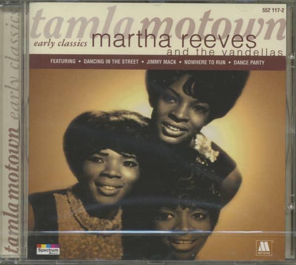 Early Classics 1962-67 (CD)